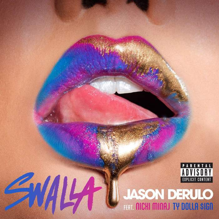 Jason Derulo - Swalla (feat. Nicki Minaj & Ty Dolla Sign)