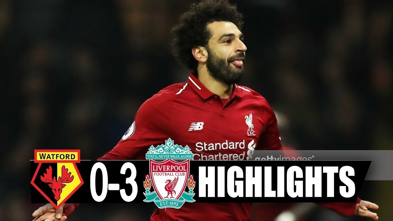 Watford 0 - 3 Liverpool (Nov-24-2018) Premier League Highlights