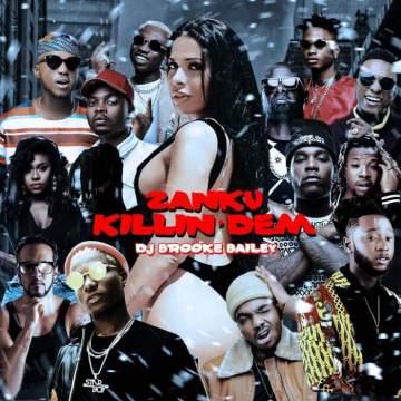 DJ Mix: DJ Brooke Bailey - Zanku Killin' Dem Mixtape