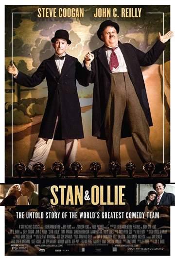Movie: Stan & Ollie (2018)