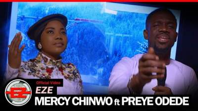 Video: Mercy Chinwo - Eze (feat. Preye Odede)