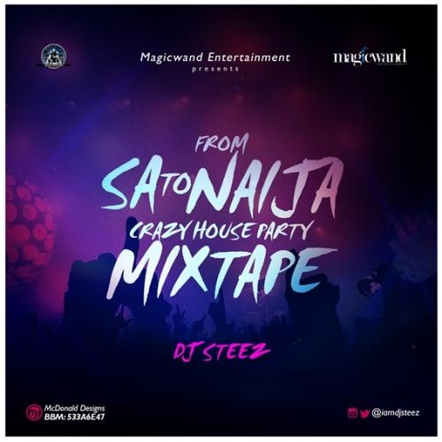 DJ Steez - From SA to Naija House Party Mix