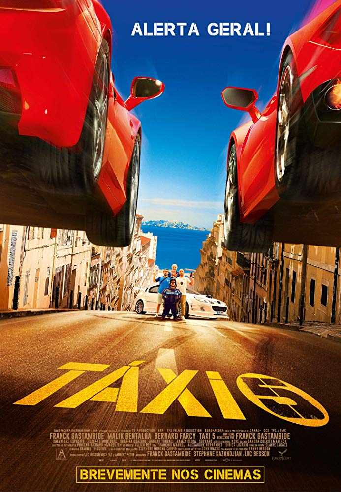 Taxi 5 (2018) [French]