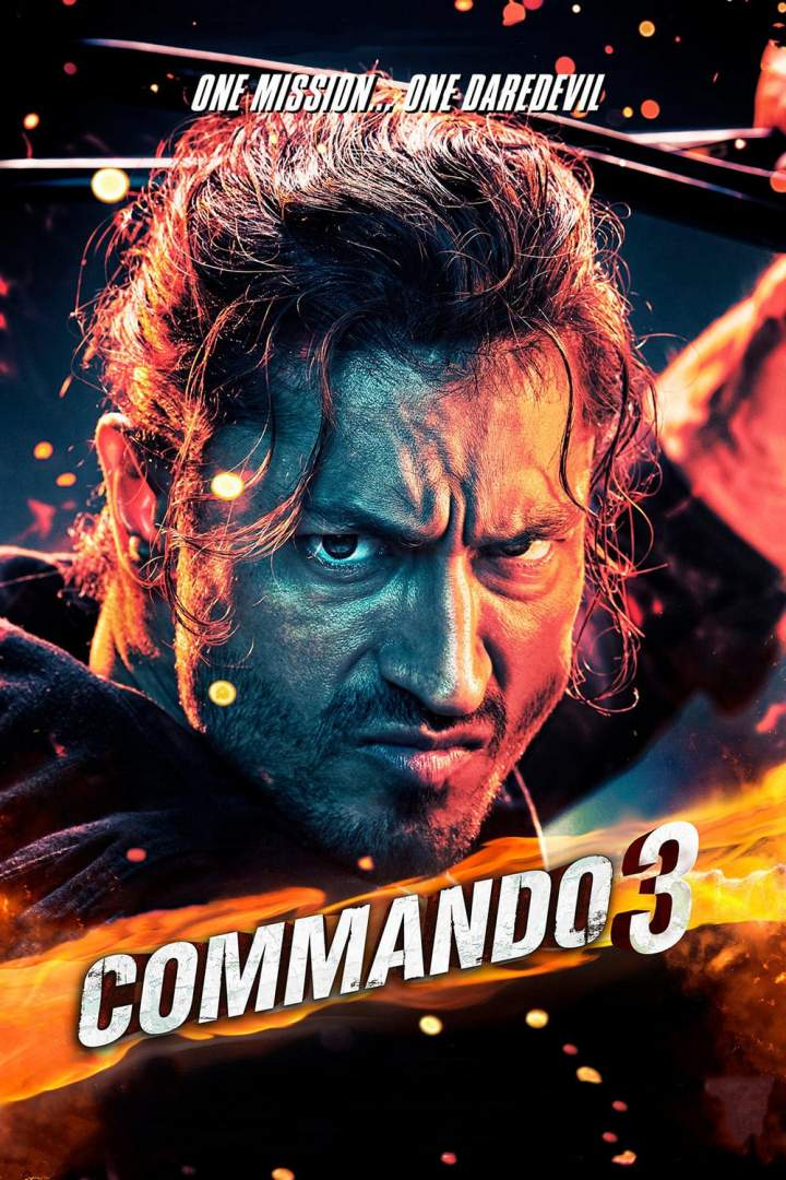 Commando 3 (2019) [Indian]