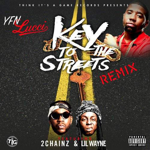 key to the streets remix download audiomack