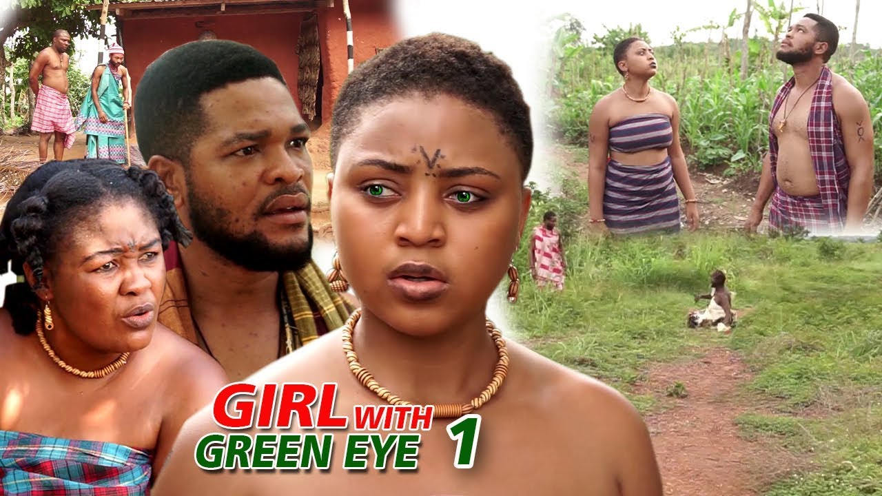 Girl With Green Eyes (2018)