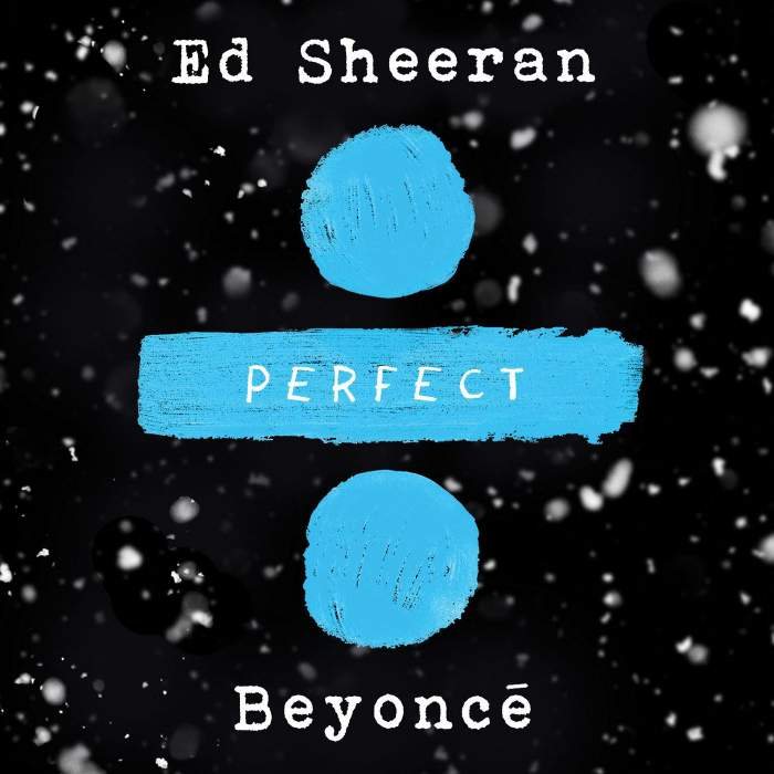 Ed Sheeran & Beyonce - Perfect Duet