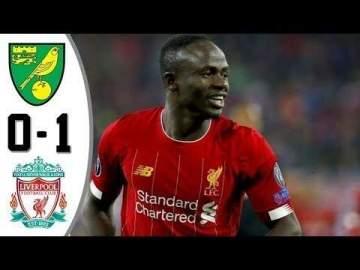 Video: Norwich 0 - 1 Liverpool (Feb-15-2020) Premier League Highlights