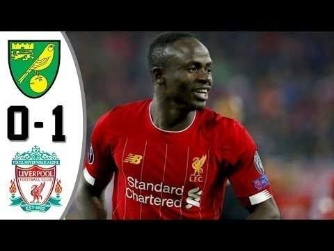 Norwich 0 - 1 Liverpool (Feb-15-2020) Premier League Highlights