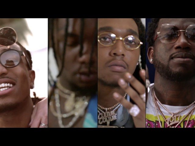 Migos - Slippery (feat. Gucci Mane)