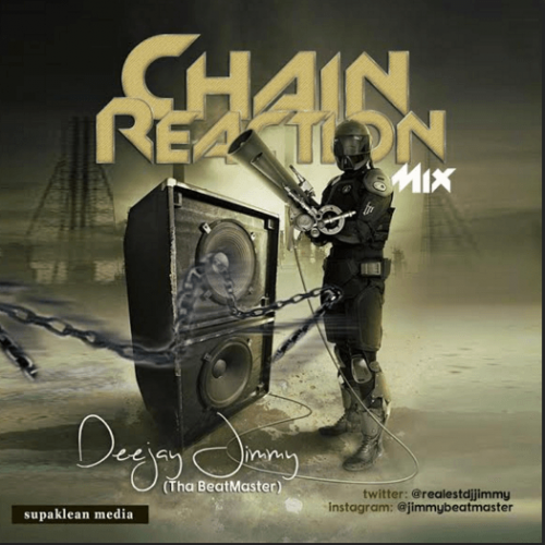 DJ Jimmy - Chain Reaction Mid Tempo Mix