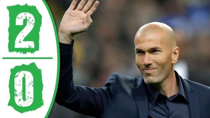 Real Madrid 2 - 0 Celta (Mar-16-2019) La Liga Highlights
