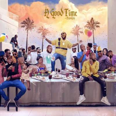 Album Download: Davido - A Good Time