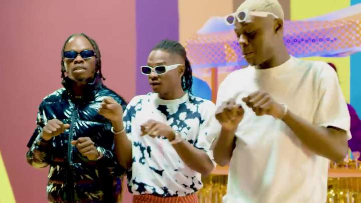 Mohbad - Ponmo (feat. Naira Marley & Lil Kesh)