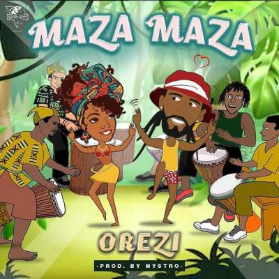 Music: Orezi - Maza Maza