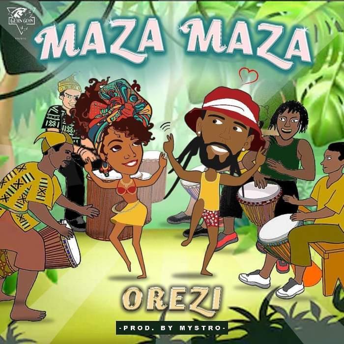 Orezi - Maza Maza