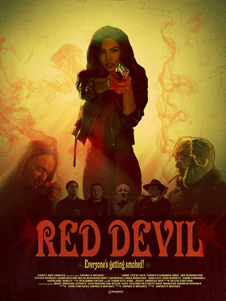 Movie: Red Devil (2019)