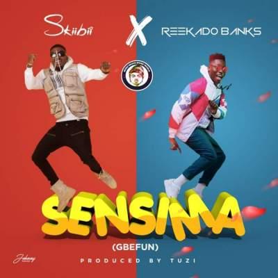 Music: Skiibii - Sensima (Gbefun) (feat. Reekado Banks) [Prod. by Tuzi]