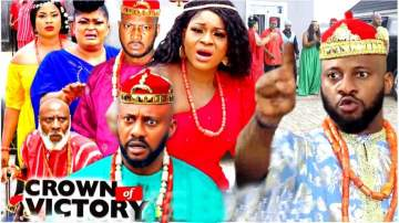 Nollywood Movie: Crown of VIctory (2020)  (Parts 1 & 2)