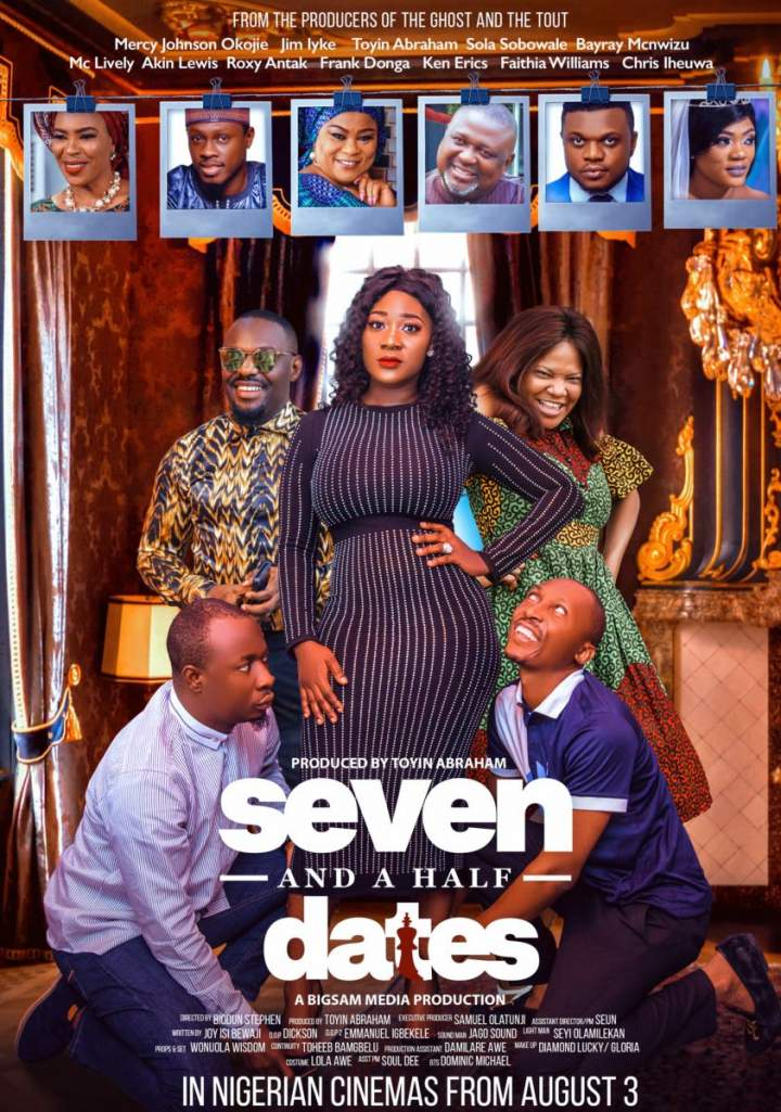 Seven and a Half Dates (2018)