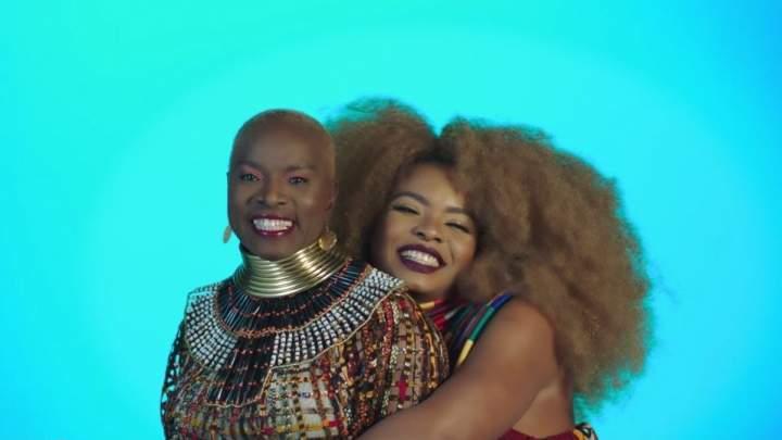 Yemi Alade & Angelique Kidjo - Shekere