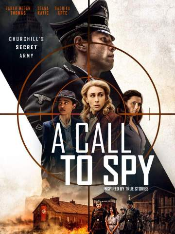 Movie: A Call to Spy (2019)