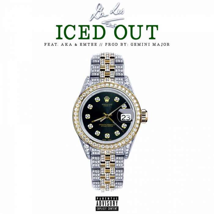 Da L.E.S - Iced Out da les (feat. AKA & Emtee)