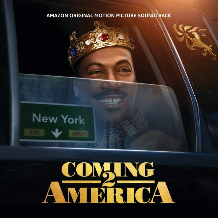 John Legend & Burna Boy - Coming 2 America (feat. Nile Rodgers)