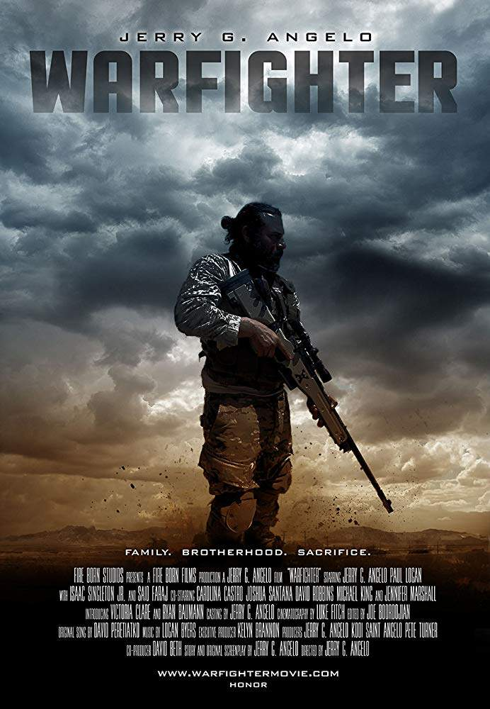 FRESH MOVIE :Warfighter (2018)
