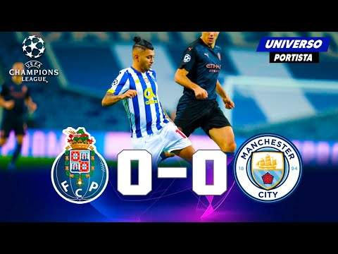 FC Porto 0 - 0 Manchester City (Dec-01-2020) UEFA Champions League Highlights