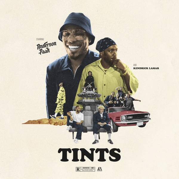 Anderson .Paak - Tints (feat. Kendrick Lamar)