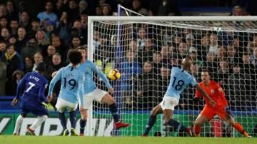 Video: Chelsea 2 - 0 Manchester City (Dec-08-2018) Premier League Highlights