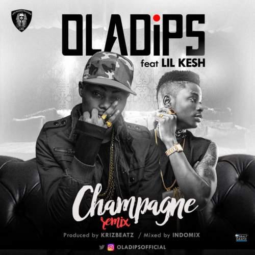 Ola Dips - Champagne (Remix) (ft. Lil Kesh)