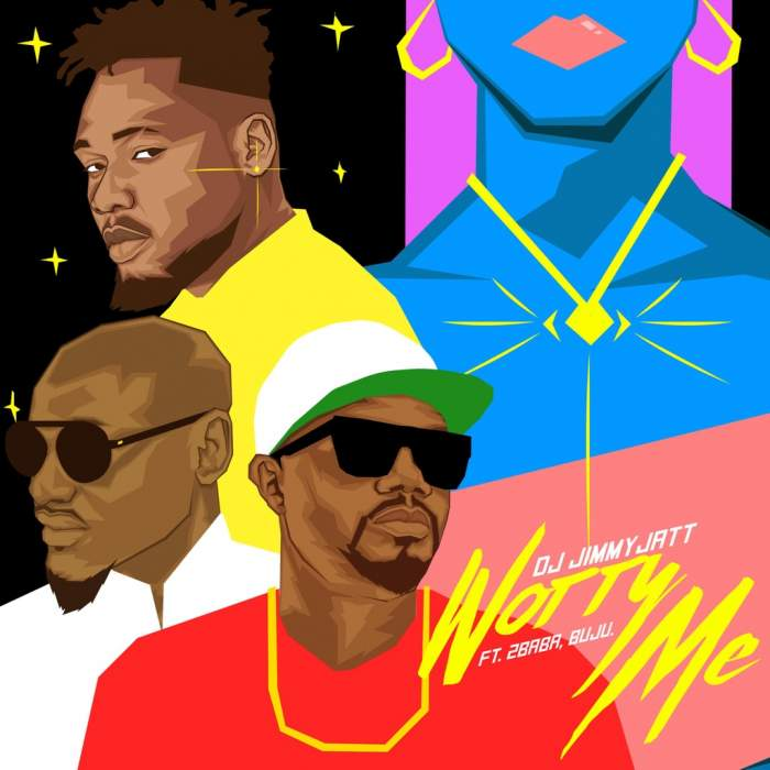 DJ Jimmy Jatt - Worry Me (feat. Buju & 2Baba)