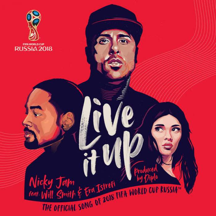Nicky Jam - Live It Up (Official Song 2018 FIFA World Cup Russia) (feat. Will Smith & Era Istrefi)