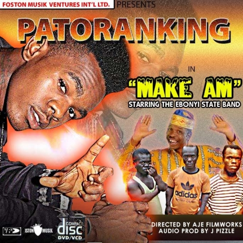 Patoranking - Make Am (Extended Version)