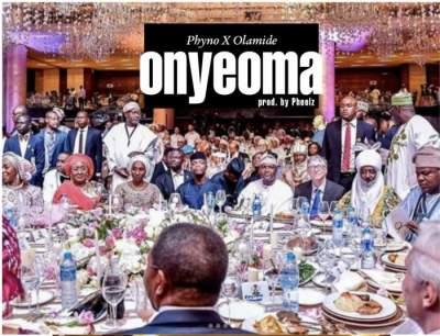 Music: Phyno & Olamide - Onyeoma [Prod. by Pheelz]