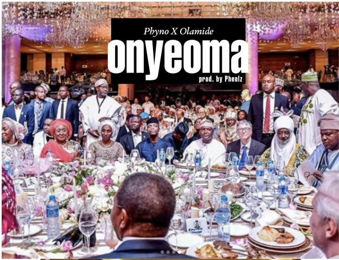 Phyno & Olamide - Onyeoma