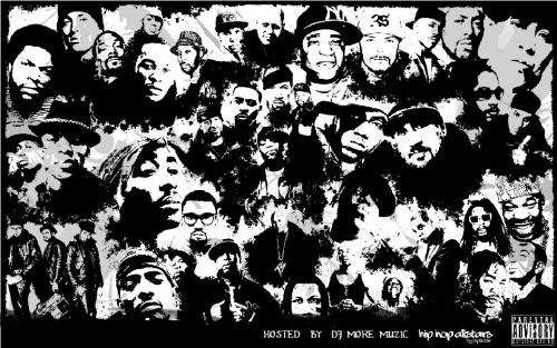 DJ MoreMuzic - Hip-Hop MegaMix 2015