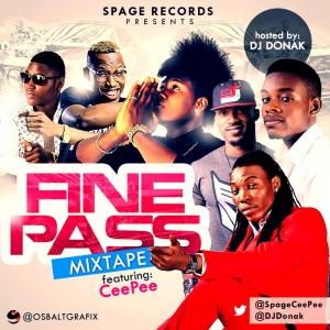 DJ Donak - Fine Pass Mixtape (feat. CeePee)