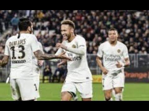 Bordeaux 2 - 2 PSG (Dec-02-2018) Ligue 1 Highlights
