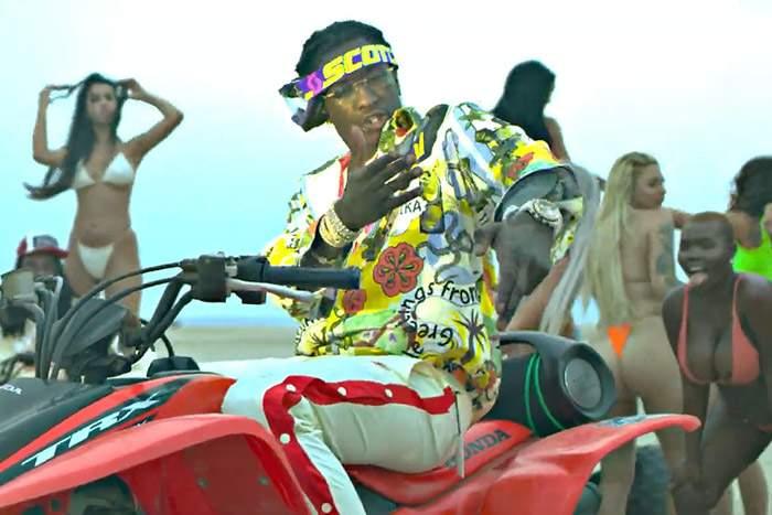 Young Thug - Surf (feat. Gunna)