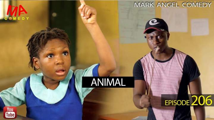 Mark Angel Comedy - Episode 206 (Animal)