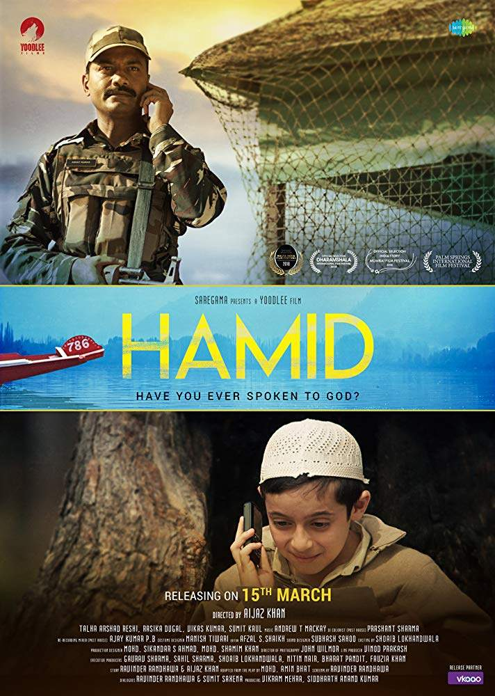 FRESH MOVIE :Hamid (2019) [Indian]