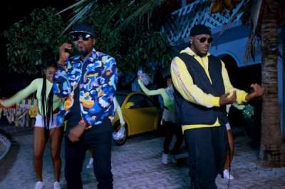 Video: DJ Jimmy Jatt - Jogodo (How We Do) (feat. Peruzzi)