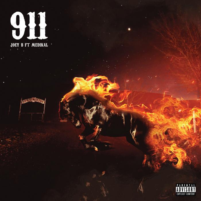Joey B - 911 (feat. Medikal)
