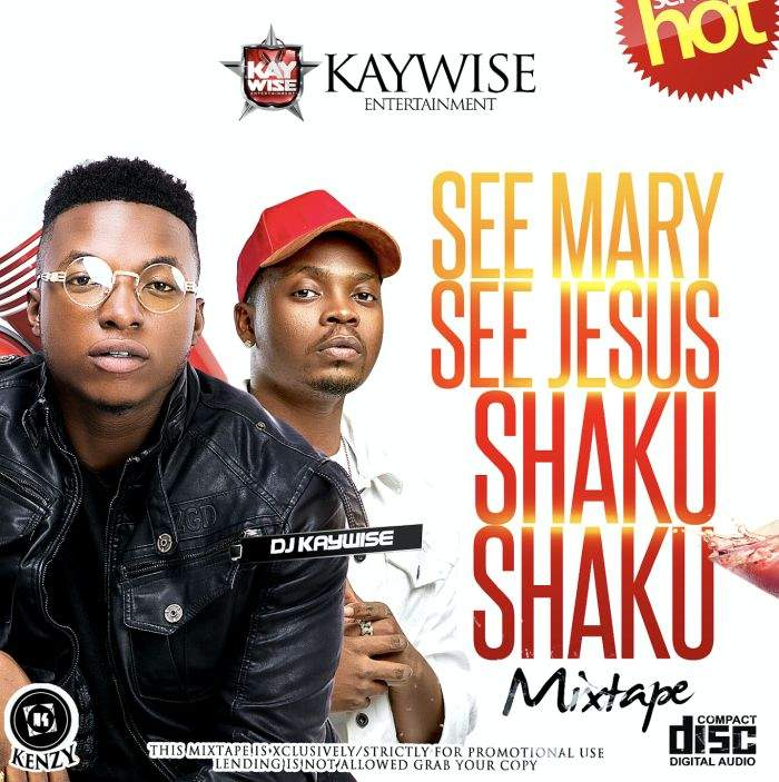 DJ Kaywise - See Mary See Jesus Mix
