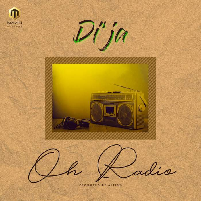 Di'Ja - Oh Radio (House Version)