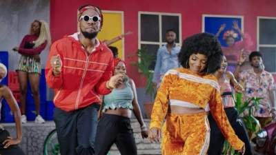 Video: Simi - Jericho (feat. Patoranking)