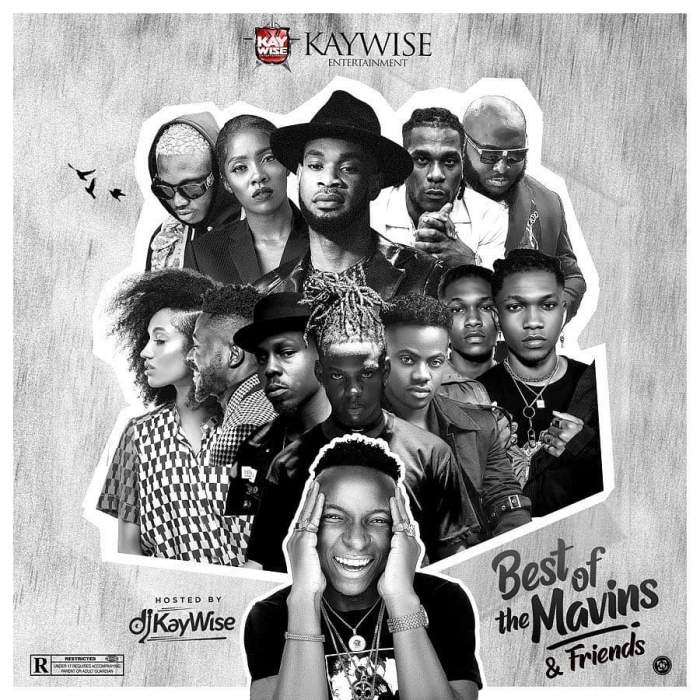 DJ Kaywise - Best Of The Mavins and Friends Mix